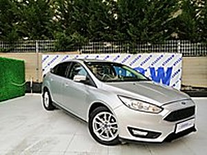 OTOSHOW 2 ELDEN SADECE 34.000 KM DE FORD FOCUS TREND X OTOMATİK Ford Focus 1.5 TDCi Trend X