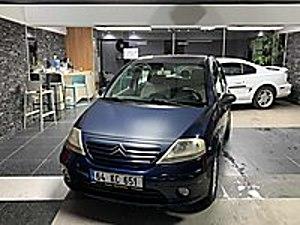 ÖZEL MOTORSdan 2003 CİTROEN C3 1.4 HATASIZ SERVİS BAKIMLI Citroën C3 1.4 SX