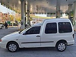 ÇOK UYGUN FİYATA 2001 CADDY 1 9 DİZEL CAMLIVAN Volkswagen Caddy 1.9 TDI