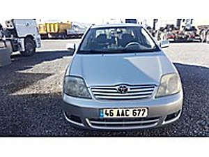 ÇETİNKAYA DAN 2005 MODEL TOYATA CORALLA TEMİZ ARAÇ Toyota Corolla 1.6 Terra