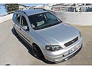 MÜRSEL OTO EMSALSİZ OPEL ASTRA SW DEĞİŞENSİZ EKSTRALI Opel Astra 1.6 Edition