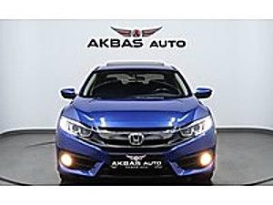 AKBAŞ AUTO DAN 2018 HONDA CİVİC 1.6İ-VTEC ECO ELEGANCE 31.000 KM Honda Civic 1.6i VTEC Eco Elegance
