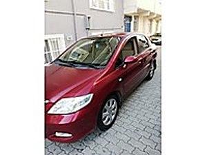 KAZASIZ 2006 MODEL 133 BİNDE OTOMATİK HONDA CİTY ELİTE Honda City 1.4 Elite
