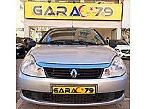 GARAC 79 DAN 2010 CLIO SYMBOL 1.5 DCI 154.000 KM DE MASRAFSIZ Renault Symbol 1.5 dCi Authentique