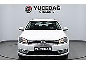 2013 VW PASSAT VARİANT 1.6 TDİ COMFORTLINE OTOMATİK 131 BİNDE Volkswagen Passat Variant 1.6 TDi BlueMotion Comfortline