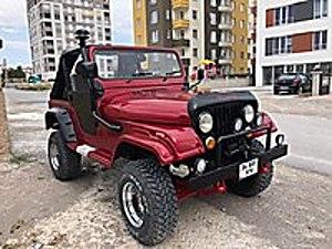 FULL BAKIMLARI YAPILDI MASRAFSIZ CJ-5 Jeep CJ-5 CJ-5