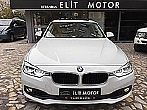 ist.ELİT MOTOR dan HATASIZ 2018 BMW 320d X DRİVE BMW 3 Serisi 320d xDrive Premium Line