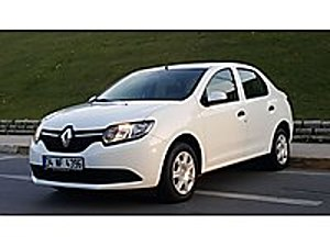 HATİPOĞLU DAN 2015 MODEL RENAULT SYMBOL JOY 122.000 KM 90 BG Renault Symbol 1.5 dCi Joy