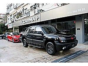 -CARMA-2003 CHEVROLET AVALANCHE 5.3 V.8 Chevrolet Avalanche 5.3