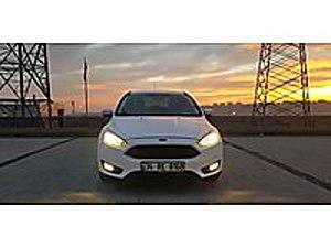 ÇETİNKAYA AUTO DAN SERVİS BAKIMLI ORJINAL 40.BİN KM DE FOCUS Ford Focus 1.5 TDCi Trend X