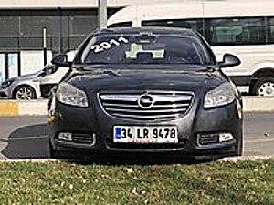 CANPOLAT OTO DAN 2011 MODEL OPEL İNSİGNİA EDİTİON TURBO 180 HP Opel Insignia 1.6 T Edition