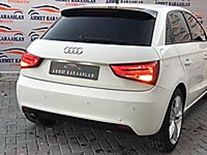 AHMET KARAASLANDAN 2013 AUDİ A1 DİZEL OTOMATİK 4KAPI Audi A1 1.6 TDI Attraction