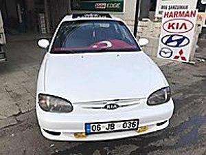 1999 MODEL KLİMALI LPG Lİ MUAYENELİ YENİ KASA KIA SEPHIA II LS Kia Sephia 1.5 LS