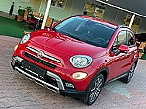 VELİ DEMİR DEN 2017 27000 KM 500 X OTOMATİK CROSS PLUS Fiat 500 X 1.6 Mjet Cross Plus