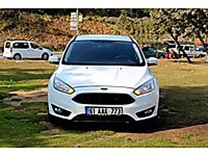 ORAS DAN 2018 MODEL FOCUS 1 5 TDCİ TRENDX 75 000 KM BOYASIZZ Ford Focus 1.5 TDCi Trend X