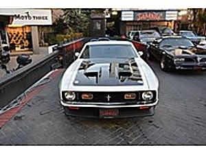 ŞAMNU  DAN 1971 FORD MUSTANG BOSS 351 Ford Mustang