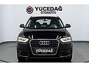 2013 AUDI Q3 2 0 TDI QUATTRO S-TRONIC BAKIMLI 143 BİN KM Audi Q3 2.0 TDI