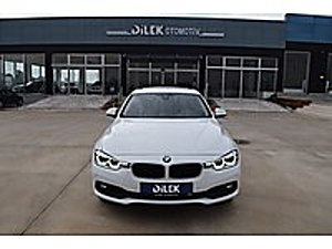 DİLEK AUTO 2018 BMW 320d PREMİUM PAKET HATASIZ BORUSAN ÇIKIŞLI BMW 3 Serisi 320d Premium Line