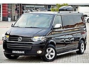 TR DE-TEK 2O13-ÇIKIŞLI BOYASIZ 8 1-OTOMOBİL VİP UYDU TV BEJ-DERİ Volkswagen Caravelle 2.0 TDI Comfortline