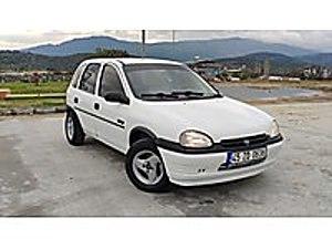 1994 MODEL OPEL CORSA SWİNG 1.4İ BENZİN LPG Opel Corsa 1.4 Swing