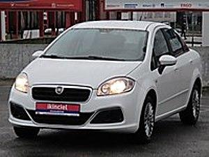 2017 MODEL FİAT LİNEA 1.3 MULTİJET POP 83.412 KM Fiat Linea 1.3 Multijet Pop