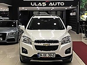 ULAŞ AUTO DAN 2013 CHEVROLET 1.4T LT OTOMATİK 140HP BENZİN LPG Chevrolet Trax 1.4 LT