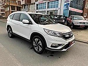 HATASIZ BOYASIZ 4X4 ELEGANCE OTOMATİK YETKİLİ SERVİS BAKIMLI Honda CR-V 1.6 i-DTEC Elegance
