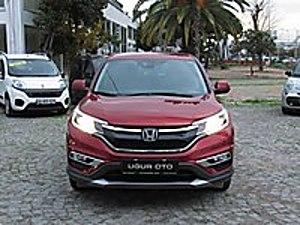 UĞUR OTO 2016 HONDA CR-V 1.6 İ-DTCE ELEGANCE HATASIZ BOYASIZ Honda CR-V 1.6 i-DTEC Elegance