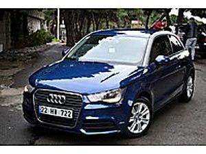 2011 AUDİ A1 HATASIZ ÇOK TEMİZ Audi A1 1.4 TFSI Ambition