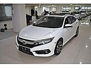KAMER DEN 2019 HONDA CİVİC 1.6 İ-VTEC ECO EXECUTİVE BOYASIZ O.V Honda Civic 1.6i VTEC Eco Executive