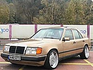 1986 MERCEDES 300 E OTOMOTİK Mercedes - Benz 300 300 E