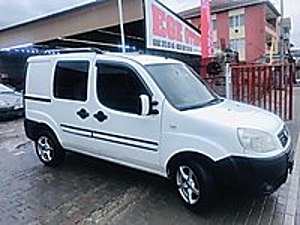 EGE OTOMOTİVDEN FULL BAKIMLI 2007 FIAT DOBLO 1.3 MJ TEK SÜRGÜ Fiat Doblo Cargo 1.3 Multijet Active