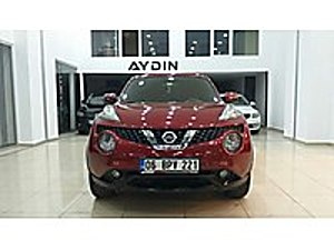 2015 MODEL NİSSAN JUKE HATASIZ Nissan Juke 1.6 Black Edition