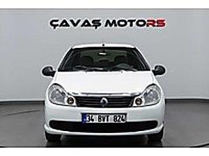 CAVAS MOTORS 2010 RENAULT CLİO SYMBOL 1.5 DCİ OTANTİK Renault Symbol 1.5 dCi Authentique