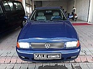 KALE GALERİDEN TERTEMİZ BAKIMLI SIFIR VİZELİ POLO CLASSİC Volkswagen Polo 1.6 Classic