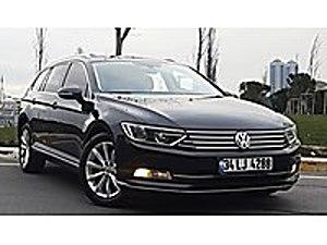 2014 VW PASSAT 1.6 TDİ BMT COMFORTLİNE DSG CAM TAVANLI İÇİ BEJ Volkswagen Passat Variant 1.6 TDi BlueMotion Comfortline