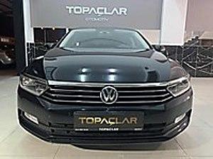 2016  DEĞİŞENSİZ  BOYASIZ  TRAMERSİZ  DSG   Volkswagen Passat 1.6 TDi BlueMotion Trendline