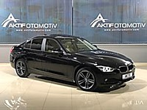 A K T İ F 2014 BMW 316İ KAMERA SUNROOF LED DERİ 25.000KM BOYASIZ BMW 3 Serisi 316i Technology