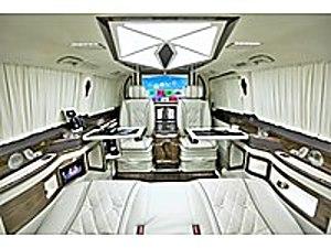 KOÇAK OTOMOTİV SıFıR Mercedes Vito 119 CDI V-CLASS EditioN VİP Mercedes - Benz Vito Tourer Select 119 CDI Select