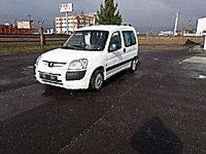 2005 MODEL ORCİNAL 5 KAPILI 1.9 KILİMALI Peugeot Partner 1.9 D Comfort
