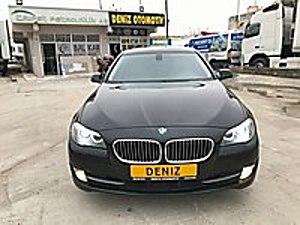 DENİZ OTOMOTİVDEN 2012 BMW 520D PREMİUM FULL PAKET TERTEMİZ BMW 5 Serisi 520d Premium