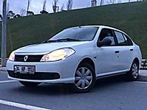 YÜRÜRÜ KUSURSUZ MOTORU ÇOK DÜZGÜN MASRAFSIZ FULL BAKIMLI SYMBOL Renault Symbol 1.5 dCi Authentique