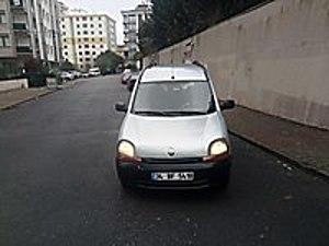 8.000 TL PEŞİNLE HASAR KAYITSIZ MASRAFSIZ TEMİZ KLİMALI Renault Kangoo 1.9 D