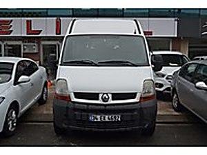 SELİN den 2007 MODEL KLİMALI ABS Lİ ARGEN YAPIMLI  18 KDV FATURA Renault Master 14 1