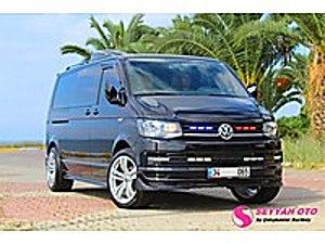 SEYYAH OTOdan 2018 Transporter 150Hp Vip Minibüs TAMAMINA KREDİ Volkswagen Transporter 2.0 BITDI City Van