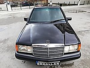 1991 Model Emsalsiz Temizlikte Mercedes 190E Pako Sunroof lu Mercedes - Benz 190 190 E 1.8