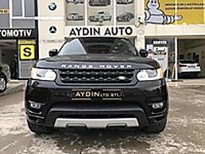 BORUSAN ÇIKIŞLI 2015 RANGEROVER SPORT 3 0 SDV6 HSE DYNAMİC 306 Land Rover Range Rover Sport 3.0 SDV6 HSE Dynamic