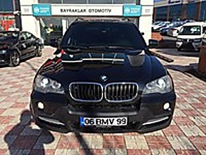 BAYRAKLAR DAN 2008 BMW X5 30d XDRİVE BAYİ ÇIKIŞLI ANINDA KREDİ BMW X5 30d xDrive