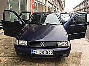 1999 Polo classic klimalı 1.6 100lük Volkswagen Polo 1.6 Classic