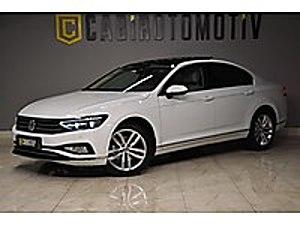 2019 PASSAT 1.6TDi-ELEGANCE-CAM TAVAN-HAYALET-NAVİGASYON Volkswagen Passat 1.6 TDi BlueMotion Elegance
